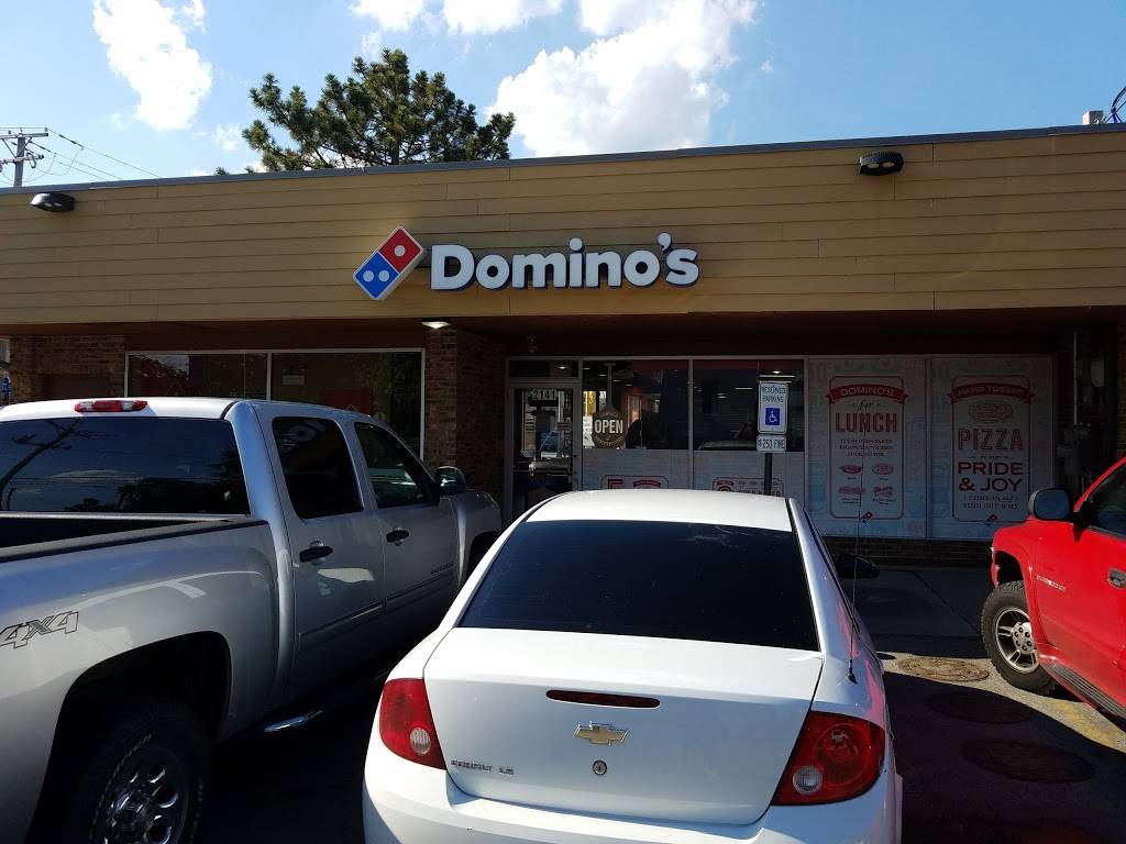 Dominos Pizza | meal delivery | 2141 183rd St, Homewood, IL 60430, USA | 7087944455 OR +1 708-794-4455