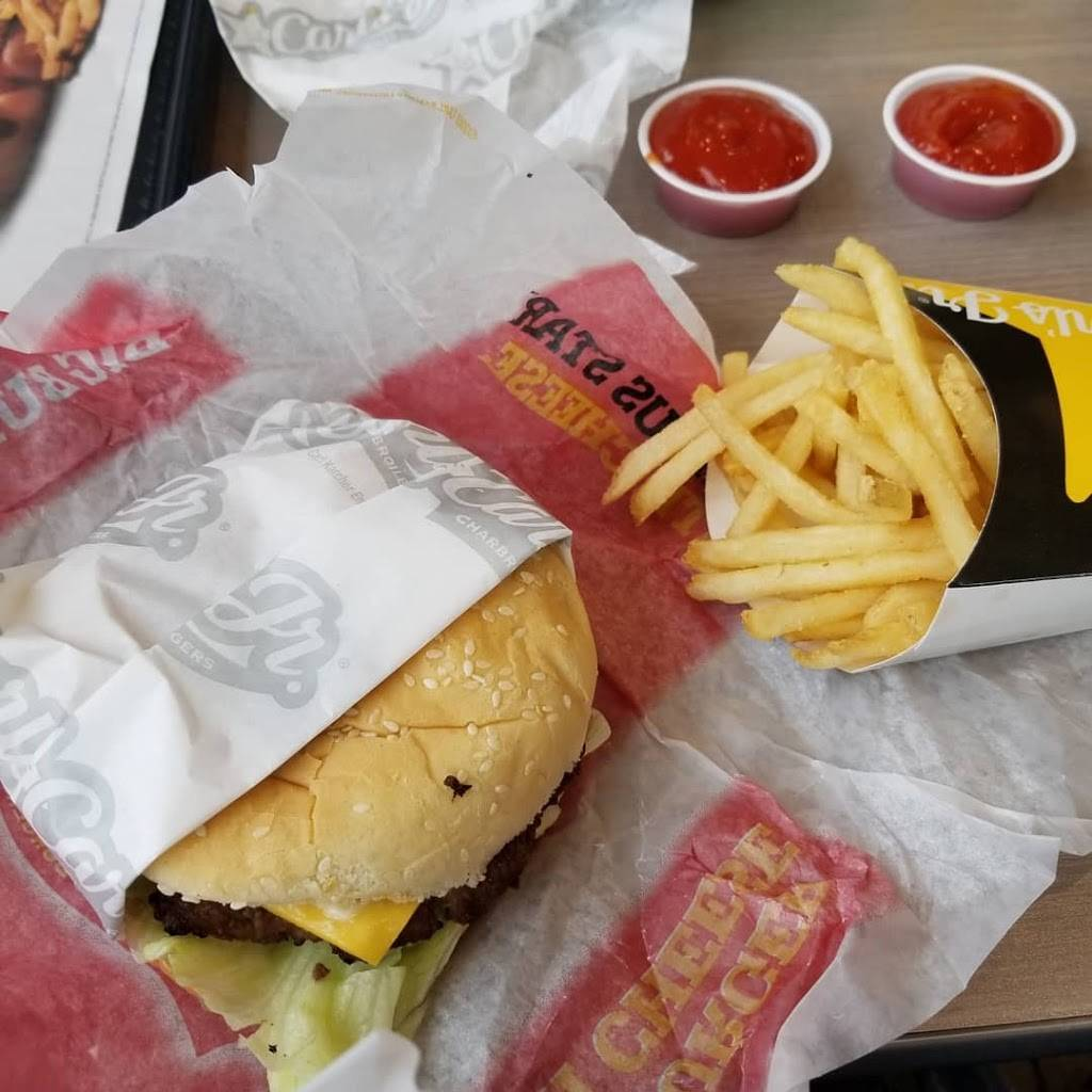Carls Jr | restaurant | 2199 74th St, North Bergen, NJ 07047, USA | 2017666600 OR +1 201-766-6600