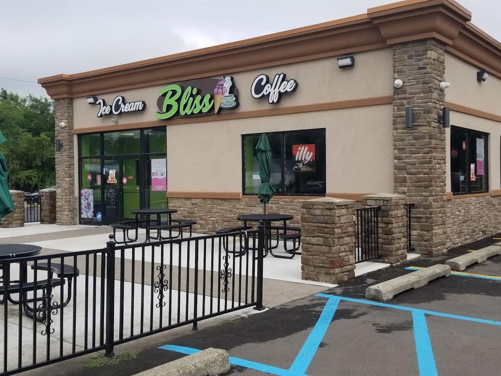 Bliss Ice Cream & Coffee   bakery   25380 Van Born Rd, Dearborn Heights, MI 48125, USA   3136330493 OR +1 313-633-0493