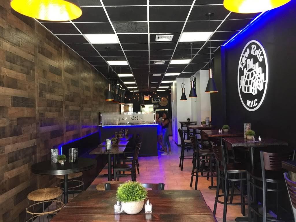 Igloo Rolls | restaurant | 4009 82nd St, Elmhurst, NY 11373, USA | 9177450048 OR +1 917-745-0048