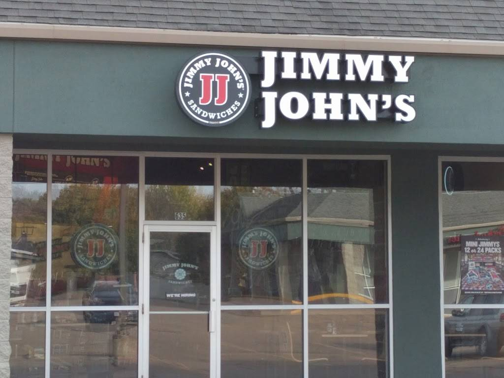 Jimmy Johns | meal delivery | 635 S Main St, DeForest, WI 53532, USA | 6088469700 OR +1 608-846-9700