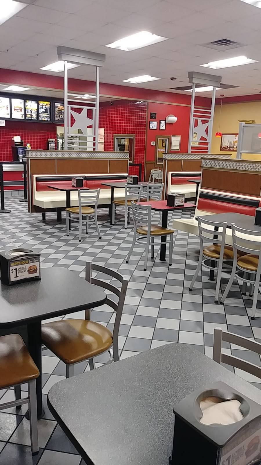 Hardees | restaurant | 2203 N Main St, Summerville, SC 29483, USA | 8438732626 OR +1 843-873-2626