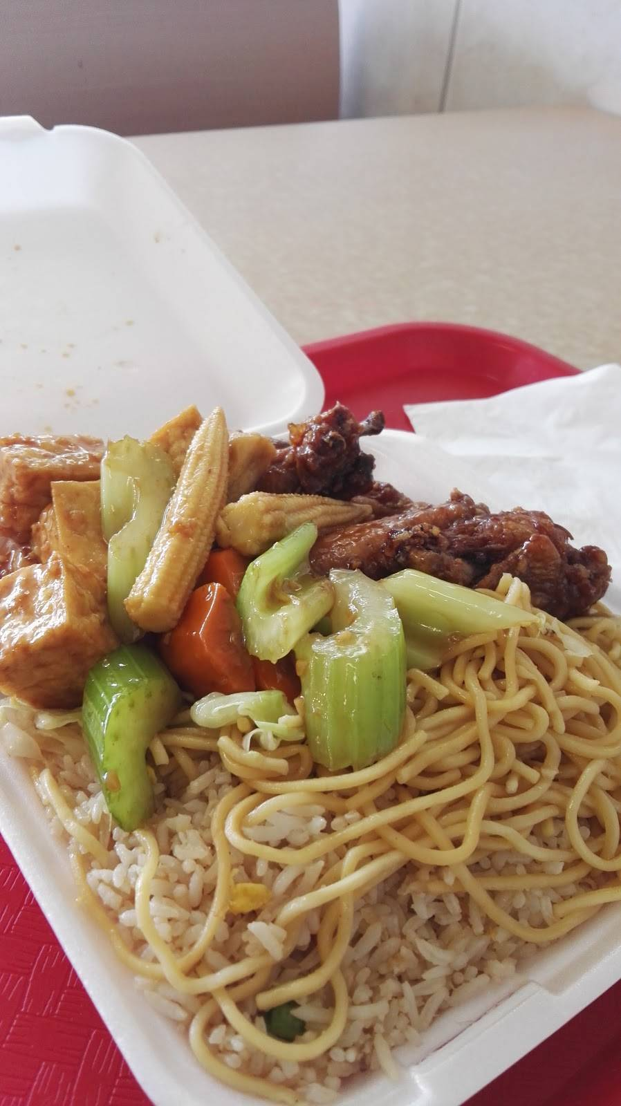 Chinatown Express | restaurant | 252 S Western Ave, Los Angeles, CA 90004, USA | 2133831559 OR +1 213-383-1559