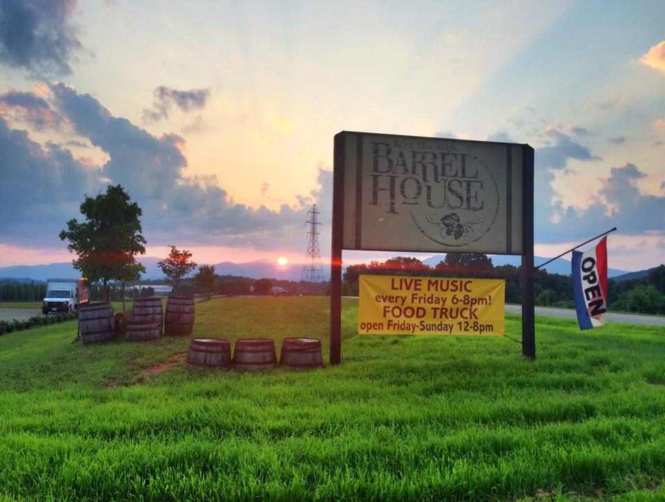 Blue Mountain Barrel House & Smokin Barrel Restaurant | restaurant | 495 Cooperative Way, Arrington, VA 22922, USA | 4342634002 OR +1 434-263-4002