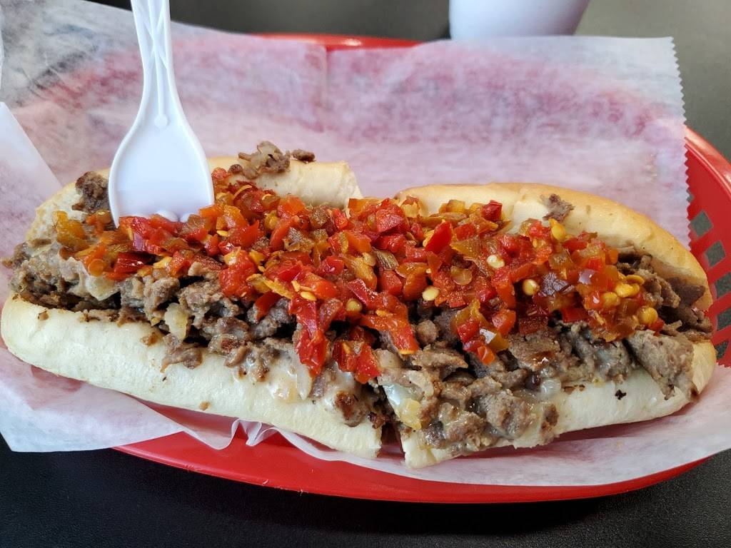 Leftys Cheesesteak | restaurant | 131 S Milford Rd, Milford Charter Twp, MI 48381, USA | 2487148590 OR +1 248-714-8590