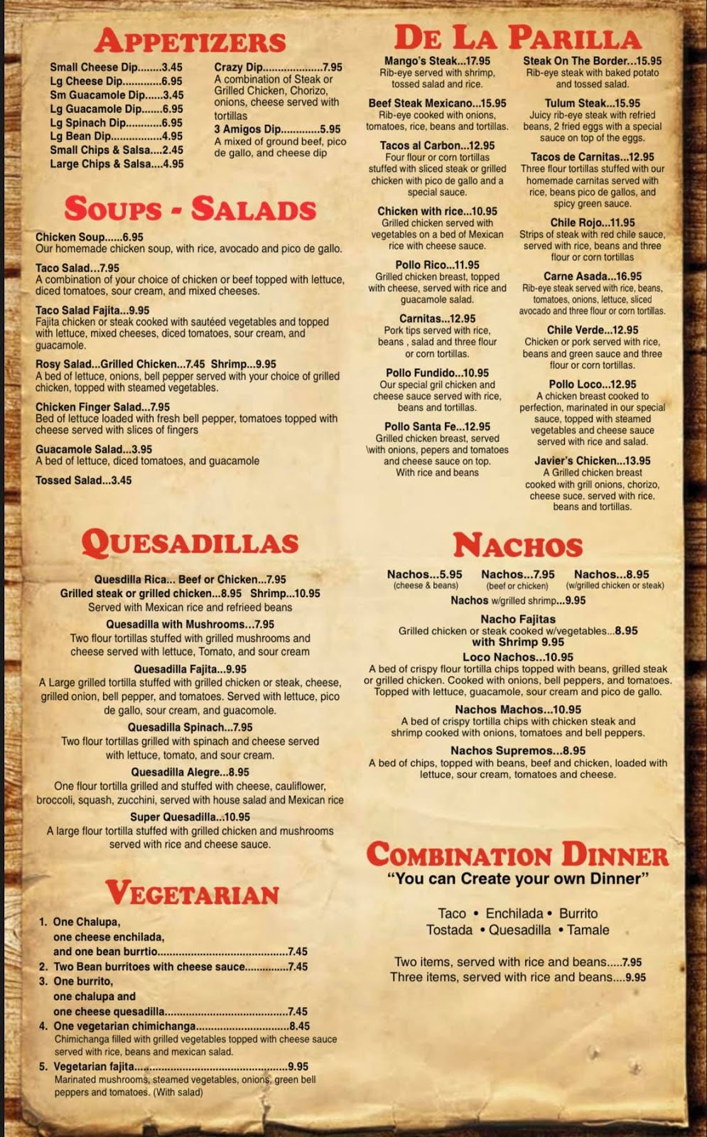 Mangos Cantina and Grill Oxford, AL | restaurant | 196 Spring Branch Rd, Oxford, AL 36203, USA | 2566246477 OR +1 256-624-6477
