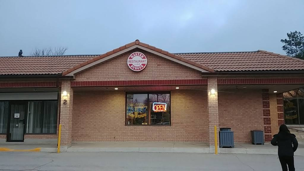 Master Burger | restaurant | 25 King St S, Cookstown, ON L0L 1L0, Canada | 7054589651 OR +1 705-458-9651