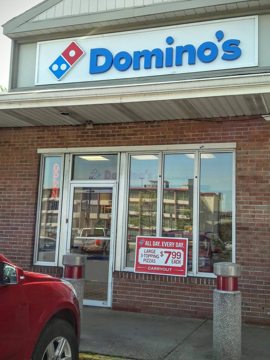 Dominos Pizza Meal Delivery 330 Larry Holmes Dr Easton