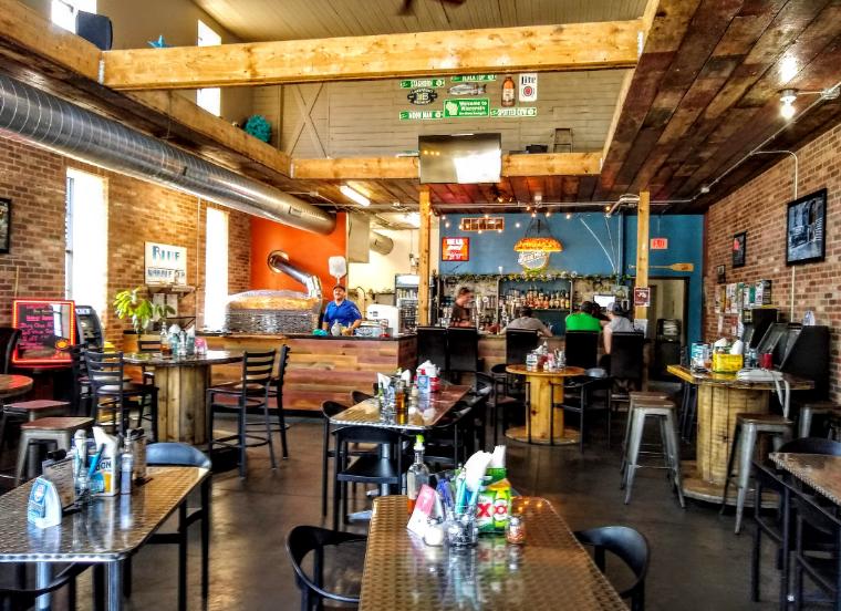 Blue Marble Pub L L C Restaurant 816 N High St Chippewa Falls Wi 54729 Usa