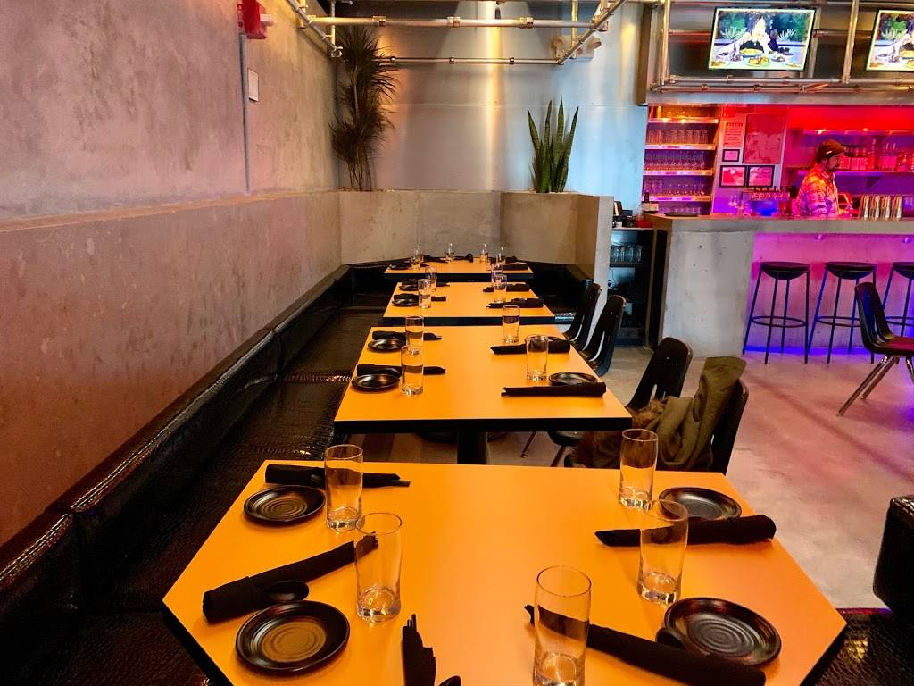 Mission Chinese Food | restaurant | 599 Johnson Ave, Brooklyn, NY 11237, USA | 7186283731 OR +1 718-628-3731
