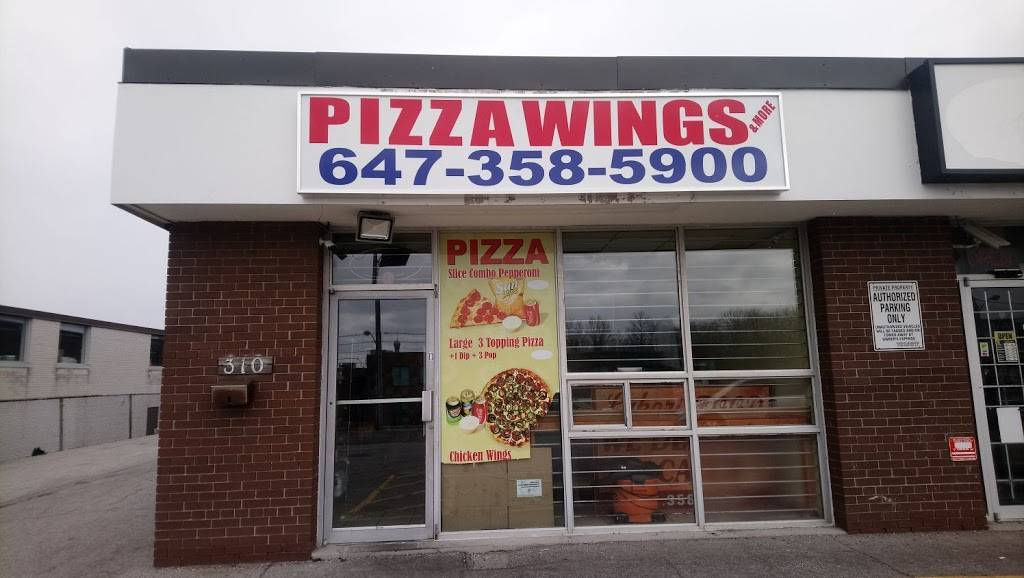 Pizza Wings & More   meal delivery   310 Eddystone Ave, North York, ON M3N 1H7, Canada   6473585900 OR +1 647-358-5900