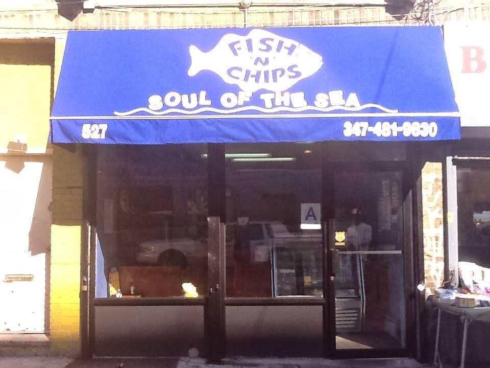 Soul of the Sea   restaurant   527 Albany Ave, Brooklyn, NY 11203, USA   3479909580 OR +1 347-990-9580