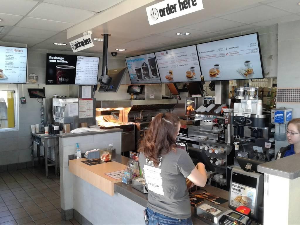 McDonalds | cafe | 1252 Garth Brooks Blvd, Yukon, OK 73099, USA | 4053541779 OR +1 405-354-1779