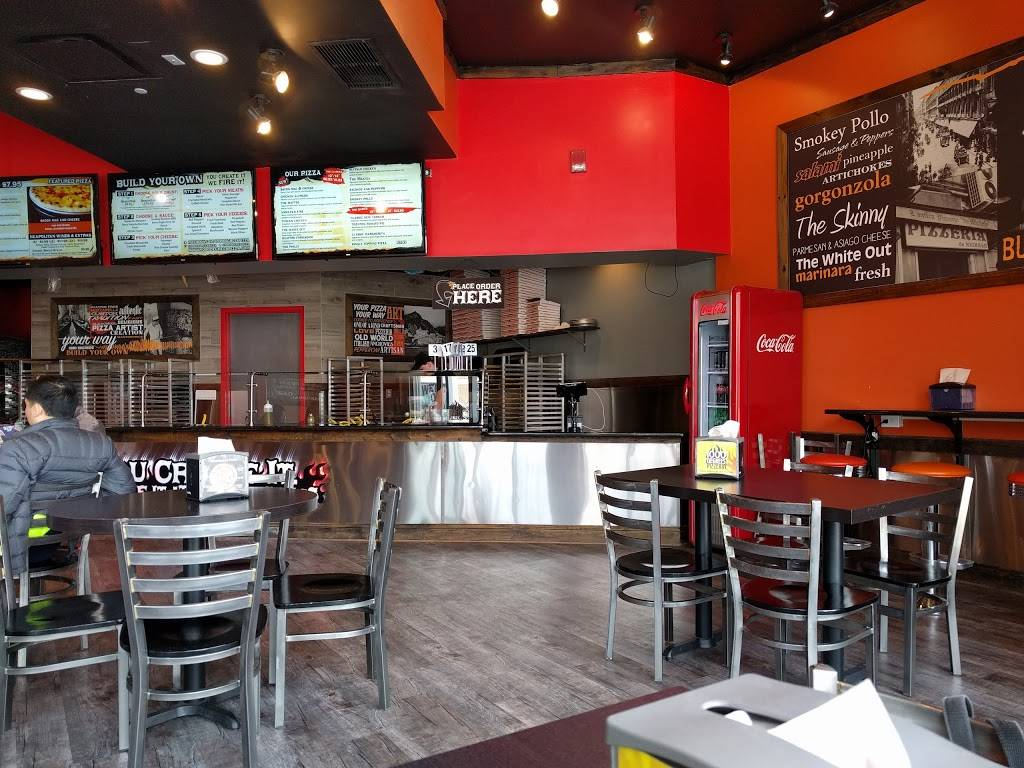 1000 Degrees Pizza Salad Wings   restaurant   640 Commons Way #4282, Bridgewater, NJ 08807, USA   9085959595 OR +1 908-595-9595