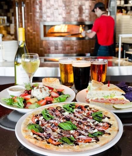 Brixx Wood Fired Pizza - Woodbridge   cafe   4095, 14900 Potomac Town Pl, Woodbridge, VA 22191, USA   7038783152 OR +1 703-878-3152