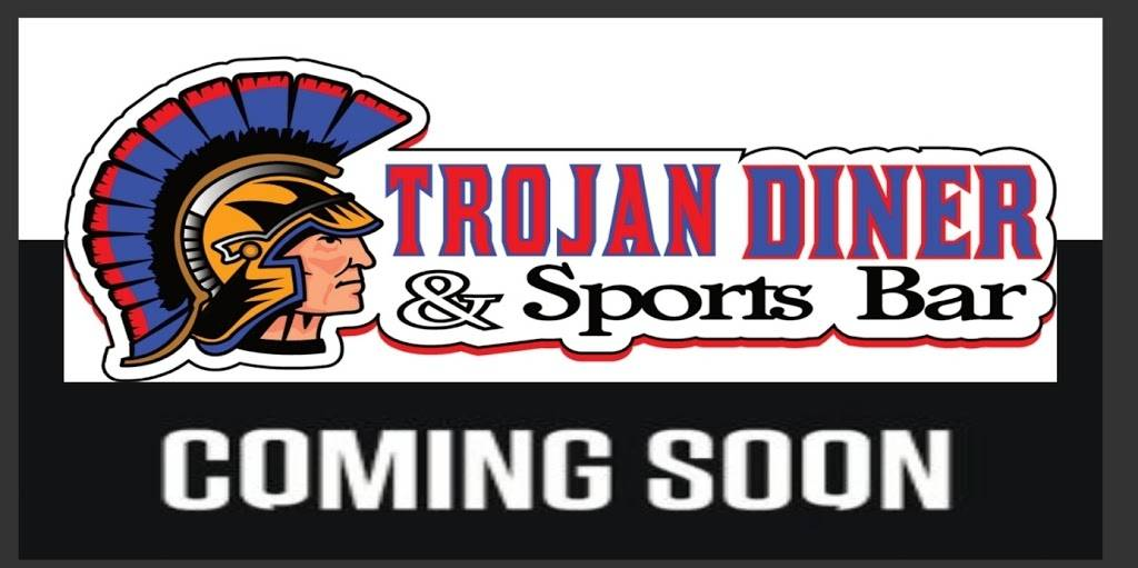 Trojan Diner and Sports Bar | restaurant | 1121 Lincoln Way E, Chambersburg, PA 17201, USA | 7174439276 OR +1 717-443-9276