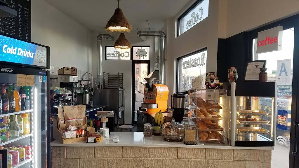 Pueblo Querido Coffee Roasters Cafe de Colombia | cafe | 195 Greenpoint Ave, Brooklyn, NY 11222, USA | 9293462986 OR +1 929-346-2986