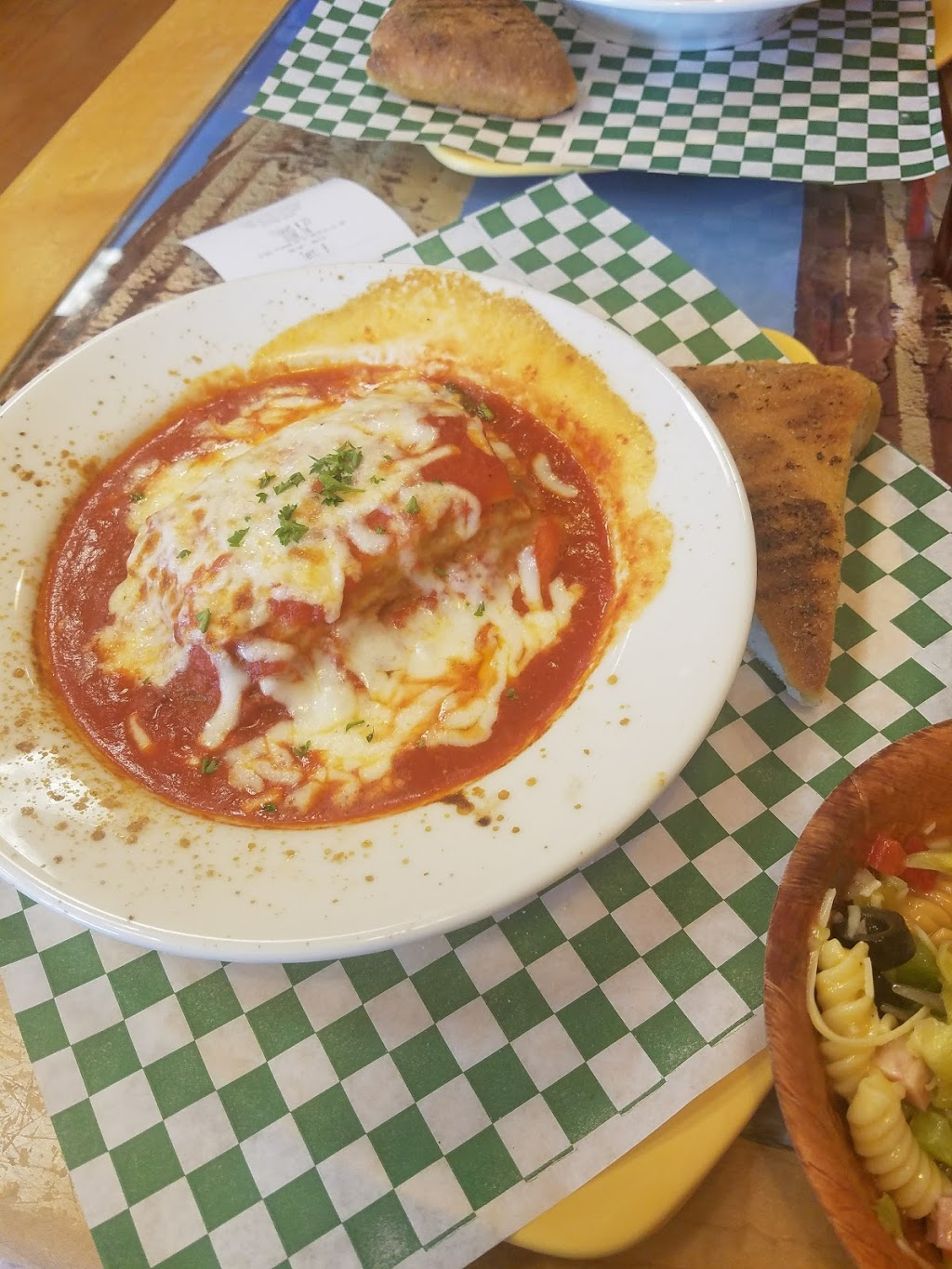 Luciano Family Pizzeria   meal delivery   8603 TX-151 ste 102, San Antonio, TX 78245, USA   2106844900 OR +1 210-684-4900