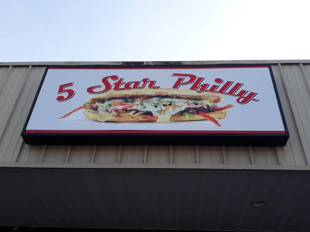 5 Star Philly | restaurant | 877 US-64, Murphy, NC 28906, USA | 8288371811 OR +1 828-837-1811