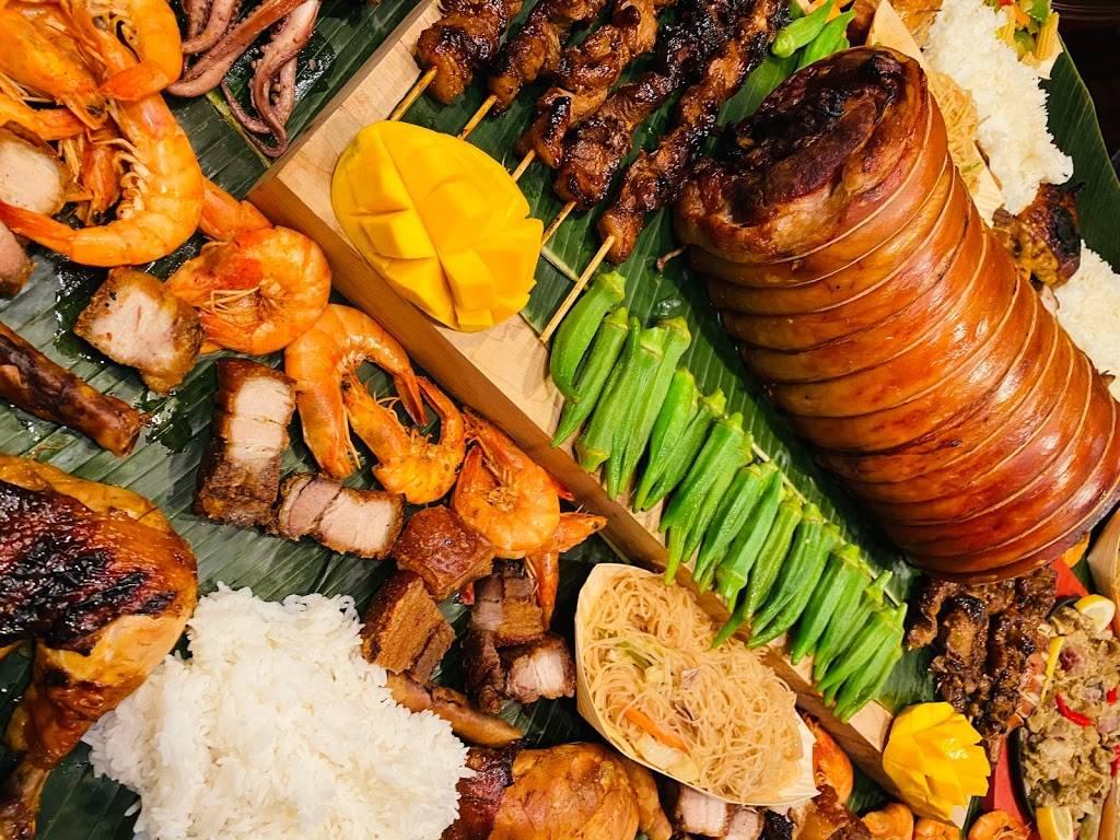 Kamayan Fiesta Filipino Asian American Cuisine | restaurant | 7700 Backlick Rd Suite B, Springfield, VA 22150, USA | 7033372077 OR +1 703-337-2077