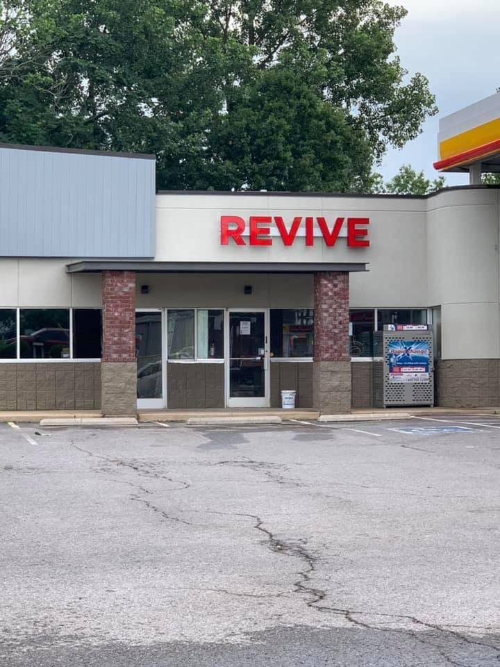 Revive Nutrition   restaurant   1473 Tiny Town Rd, Clarksville, TN 37042, USA   9314725927 OR +1 931-472-5927