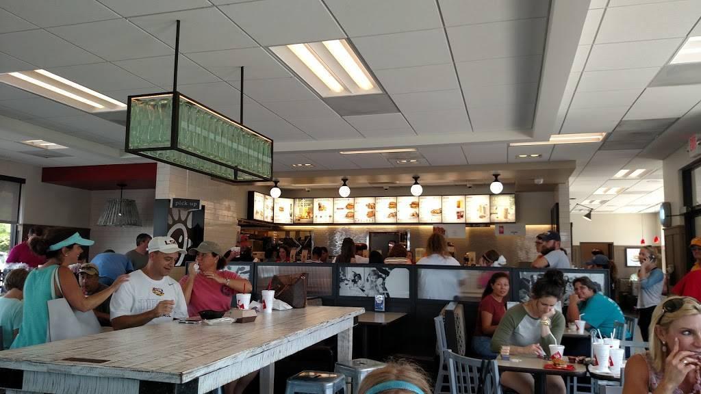 Chick-fil-A | restaurant | 7055 Siegen Ln # 17, Baton Rouge, LA 70809, USA | 2252933993 OR +1 225-293-3993