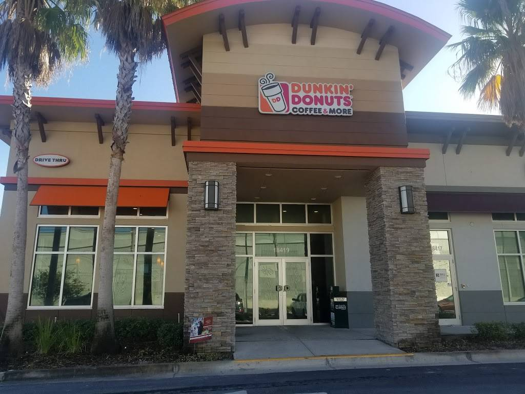 Dunkin Donuts   cafe   18419 US Hwy 19 N, Clearwater, FL 33764, USA   7272404917 OR +1 727-240-4917