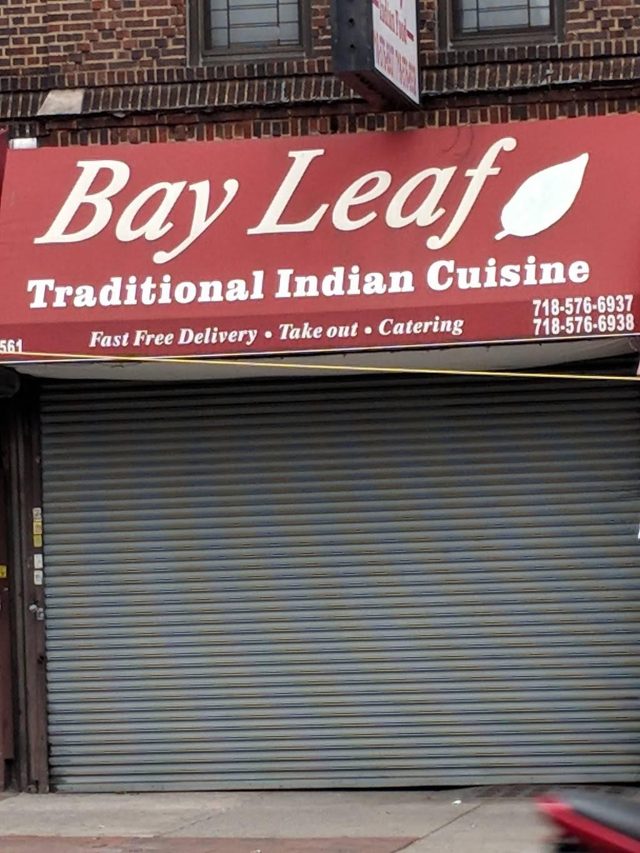 Bay Leaf   restaurant   4801, 561 Flatbush Ave, Brooklyn, NY 11225, USA   7185766937 OR +1 718-576-6937