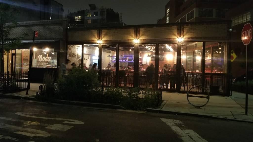 Boca Tapas Bar | restaurant | 97 Jefferson St, Brooklyn, NY 11206, USA | 3475795109 OR +1 347-579-5109