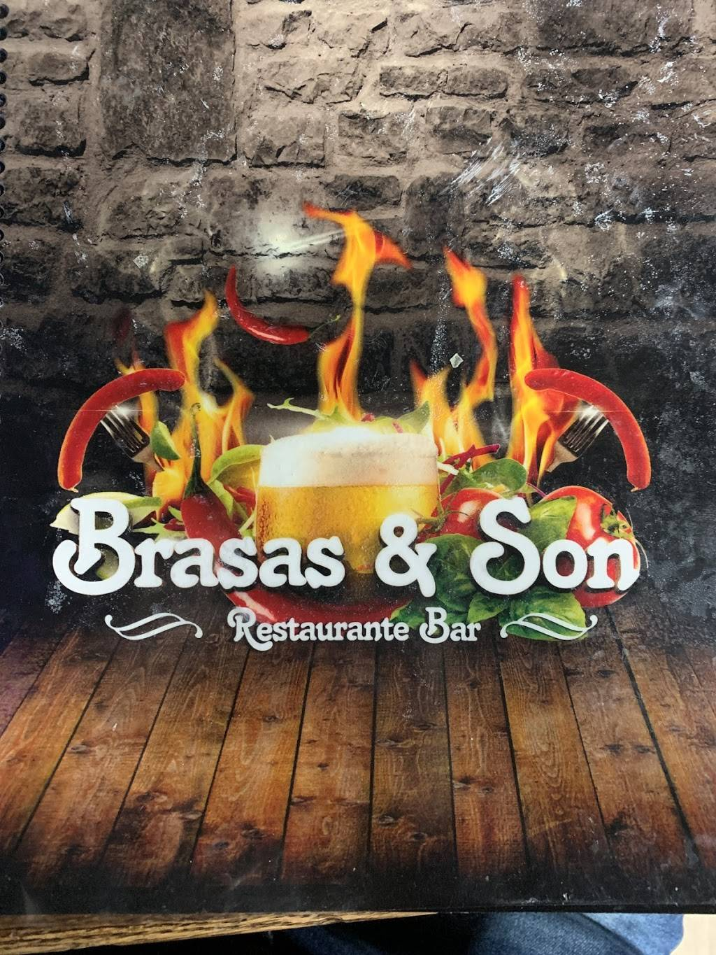 Brasas & Son | restaurant | 6406 Old Pineville Rd, Charlotte, NC 28217, USA | 9802019007 OR +1 980-201-9007