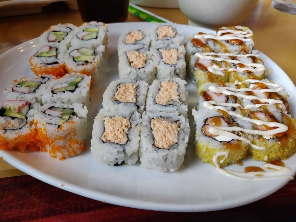 Download Sushi Don Lafayette Happy Hour Images