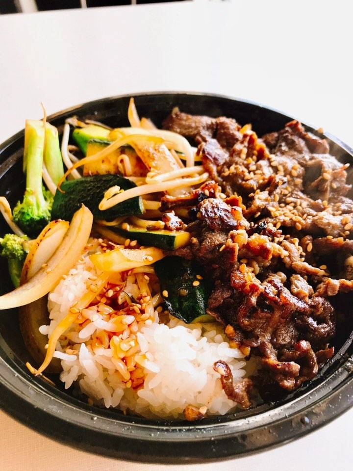 Seoul Fusion Korean Rice Bar   restaurant   11000 Owings Mills Blvd #1, Owings Mills, MD 21117, USA   4109989901 OR +1 410-998-9901