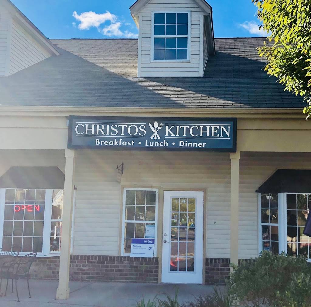 Christos Kitchen | restaurant | 1600 Perrineville Rd, Monroe Township, NJ 08831, USA | 6096551217 OR +1 609-655-1217