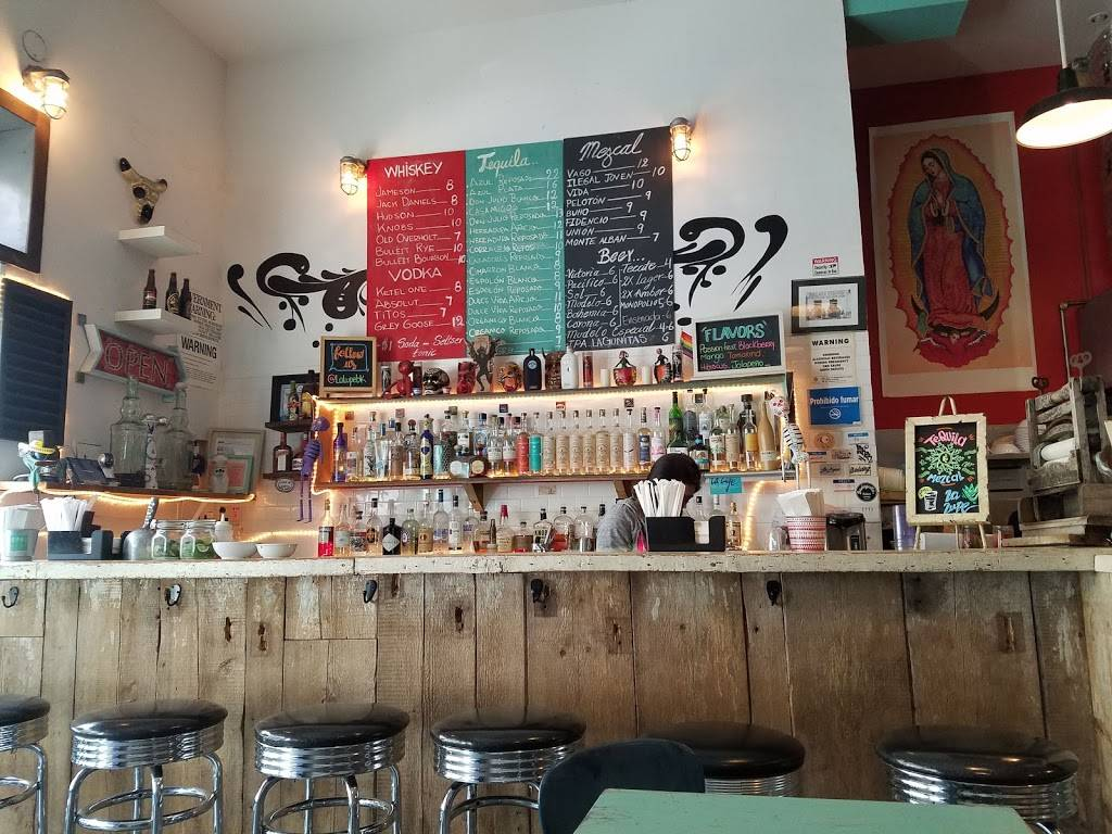 La Lupe Cantina | restaurant | 9 Jefferson St, Brooklyn, NY 11206, USA | 3477152455 OR +1 347-715-2455