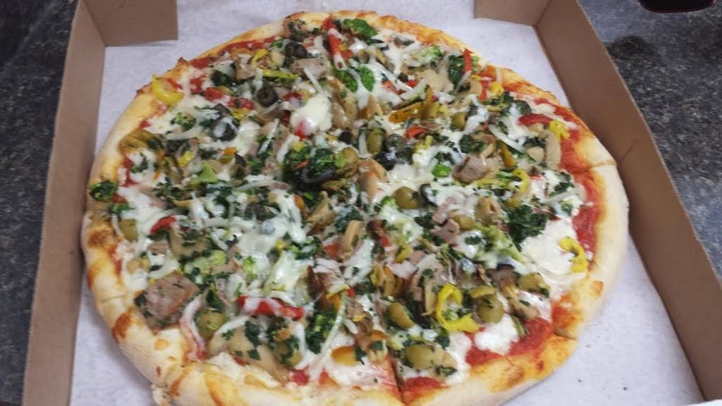 Sloppy Joes Pizza & More   restaurant   493 Martin Luther King Dr, Jersey City, NJ 07304, USA