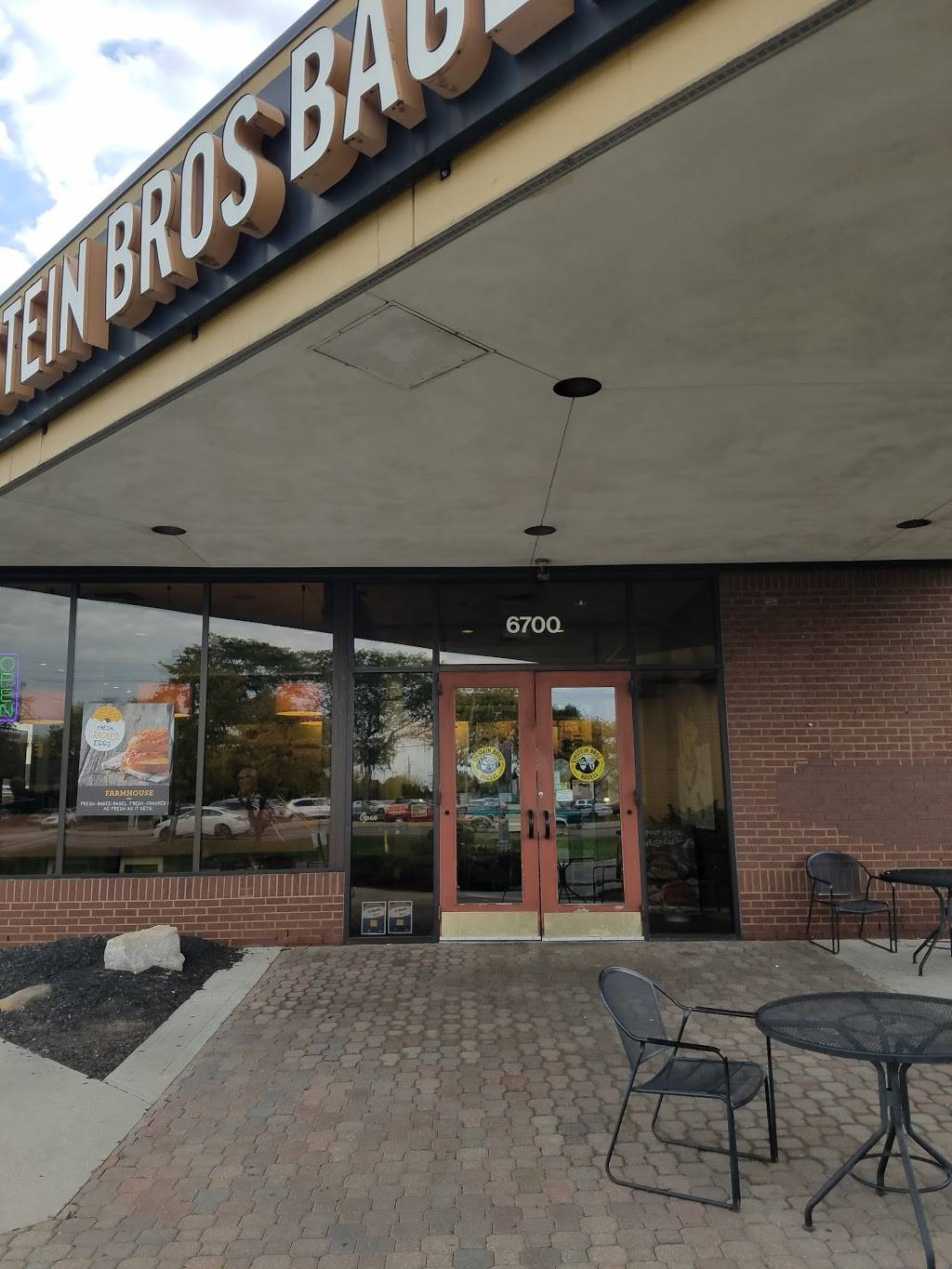 Einstein Bros. Bagels   cafe   6700 Sawmill Rd, Columbus, OH 43235, USA   6147642907 OR +1 614-764-2907