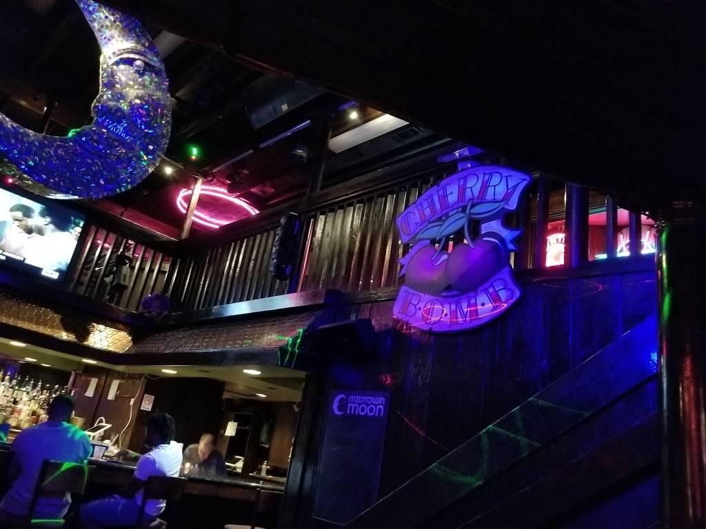 Midtown Moon - Atlanta   night club   1492 Piedmont Ave NE, Atlanta, GA 30309, USA   4043436514 OR +1 404-343-6514