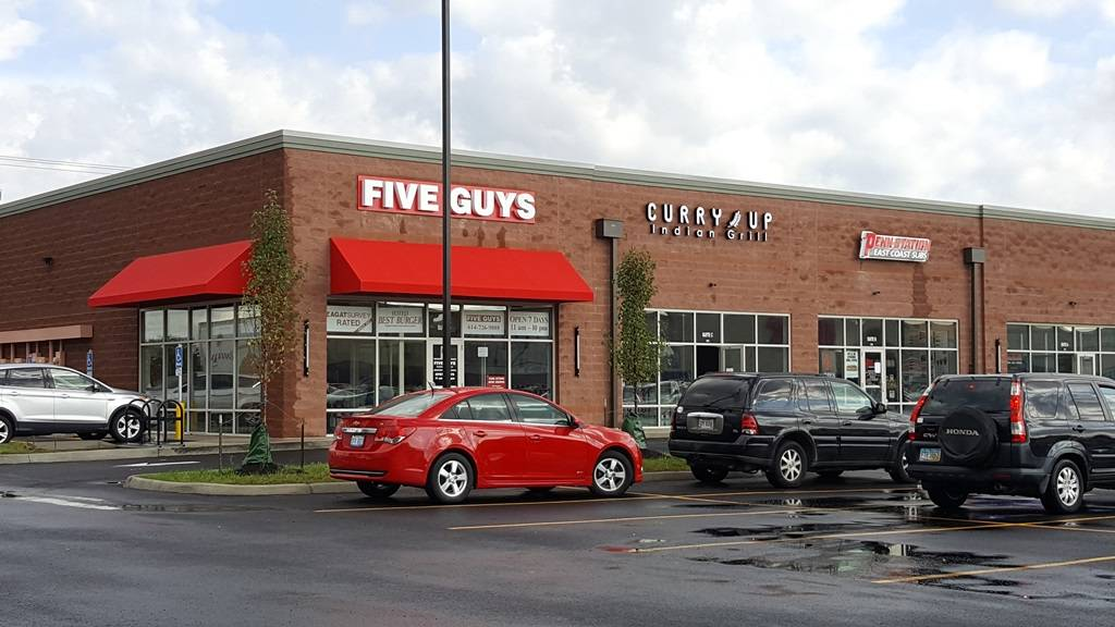 Five Guys | meal takeaway | 6181 Sawmill Rd Suite D, Dublin, OH 43017, USA | 6147269888 OR +1 614-726-9888
