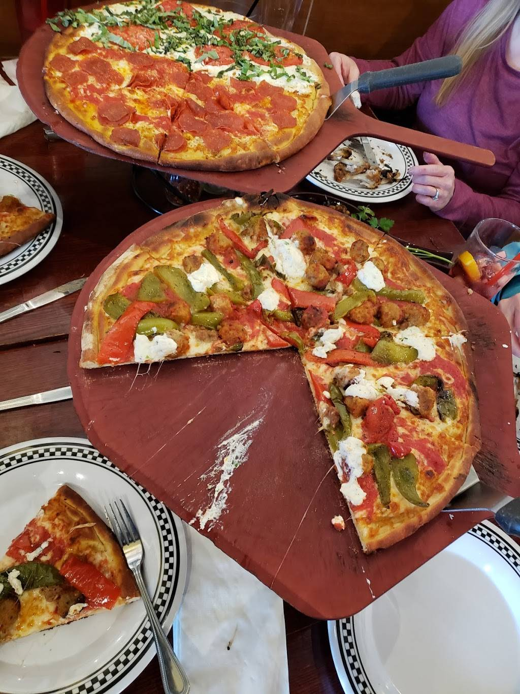 Anthonys Coal Fired Pizza | meal takeaway | 123 Swedesford Rd, Exton, PA 19341, USA | 6105941900 OR +1 610-594-1900