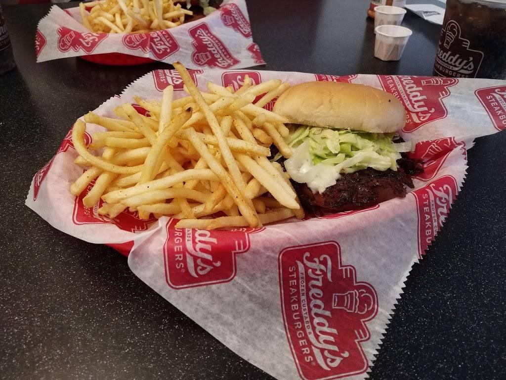 Freddys Frozen Custard & Steakburgers   restaurant   8843 Potranco Rd, San Antonio, TX 78251, USA   2105202436 OR +1 210-520-2436