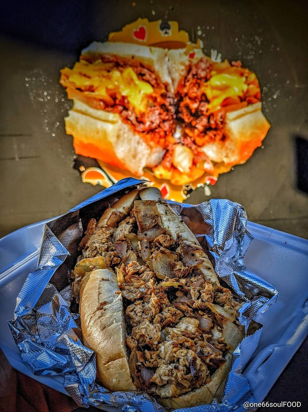 High Steaks Truck   restaurant   1318 Sylvan Rd SW, Atlanta, GA 30310, USA   4047693451 OR +1 404-769-3451