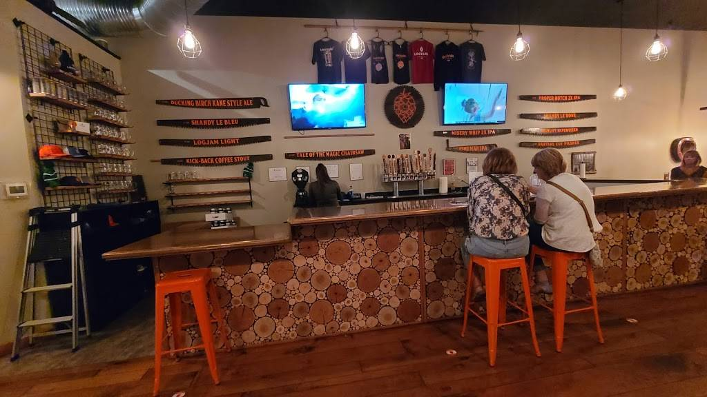Logyard Brewing - Taproom | restaurant | 103 N Fraley St, Kane, PA 16735, USA | 8147576070 OR +1 814-757-6070