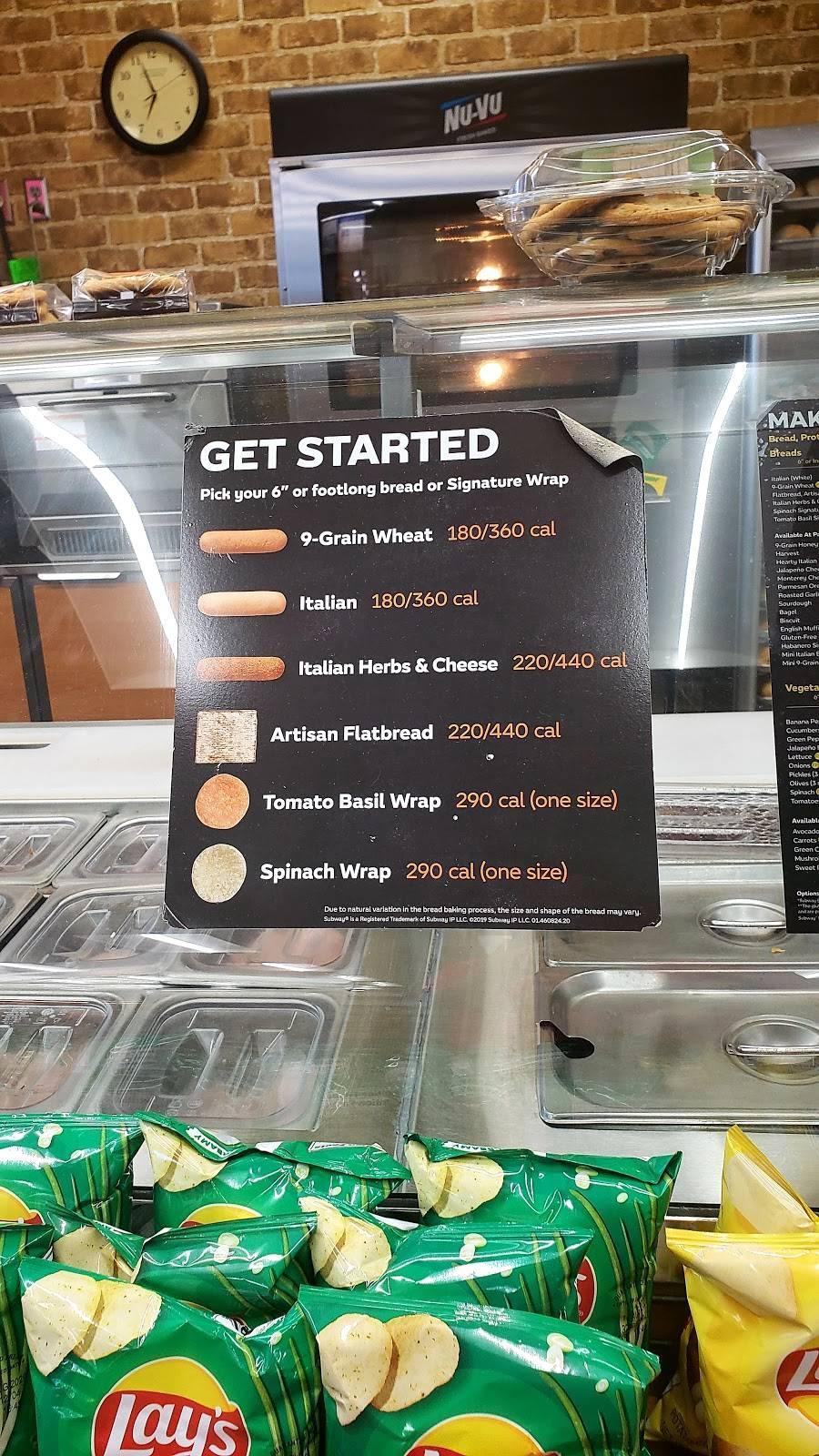 Subway | meal takeaway | 1600 Loop 254 W, Ranger, TX 76470, USA | 2546473700 OR +1 254-647-3700