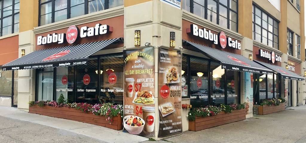BOBBY spot nuvo CAFE | cafe | 47-01 Van Dam St, Long Island City, NY 11101, USA | 3476491326 OR +1 347-649-1326