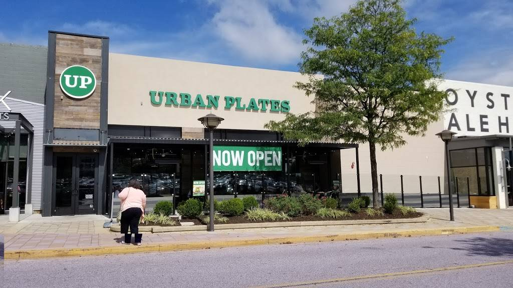 Urban Plates | restaurant | 10300 Little Patuxent Pkwy #3035, Columbia, MD 21044, USA | 4437418787 OR +1 443-741-8787