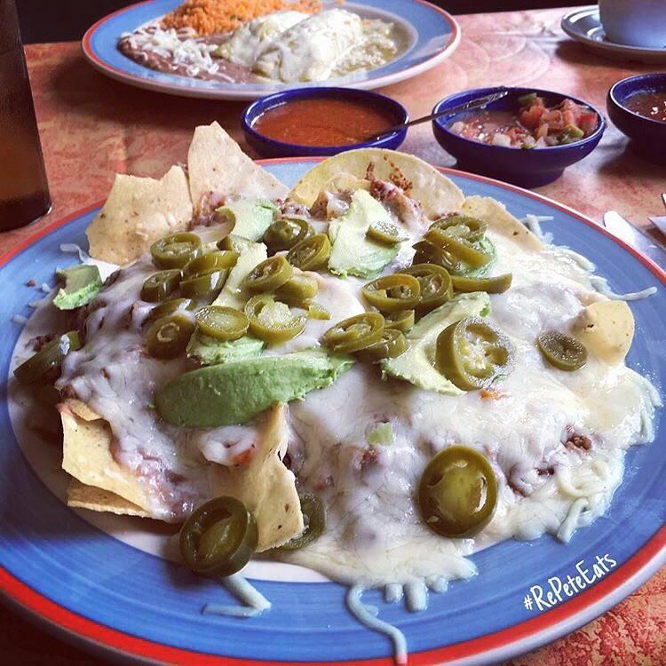 Jardin Cafe One Utama: El Jardin Mexican Restaurant