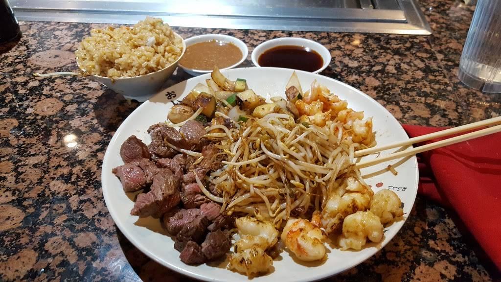 Osaka Steakhouse & Sushi Bar | restaurant | 11016 E 81st St, Tulsa, OK 74133, USA | 9188726014 OR +1 918-872-6014