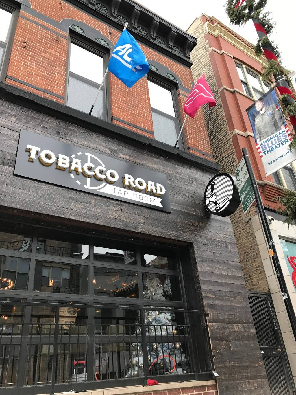 Tobacco Road Tap Room | restaurant | 2249 N Lincoln Ave, Chicago, IL 60614, USA | 7736616416 OR +1 773-661-6416