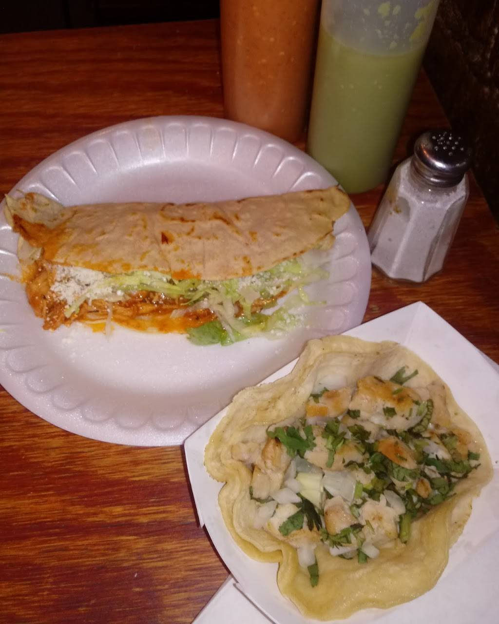 Quesadillas Doña Maty | restaurant | 228 E 116th St, New York, NY 10029, USA | 6467896237 OR +1 646-789-6237
