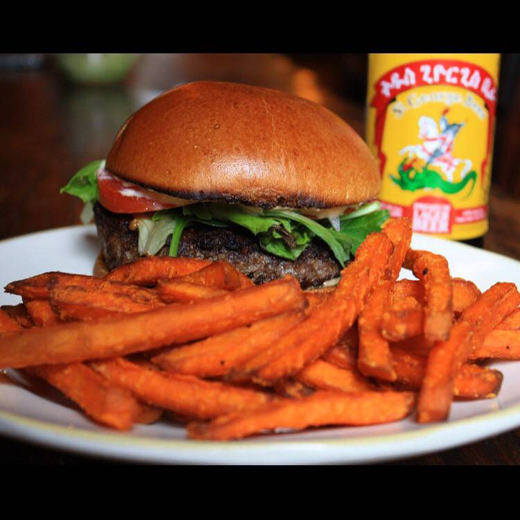 Tsion Cafe | restaurant | 763 St Nicholas Ave, New York, NY 10031, USA | 2122342070 OR +1 212-234-2070